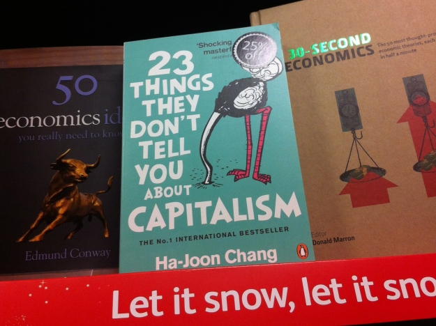 magic beans? popular economic books