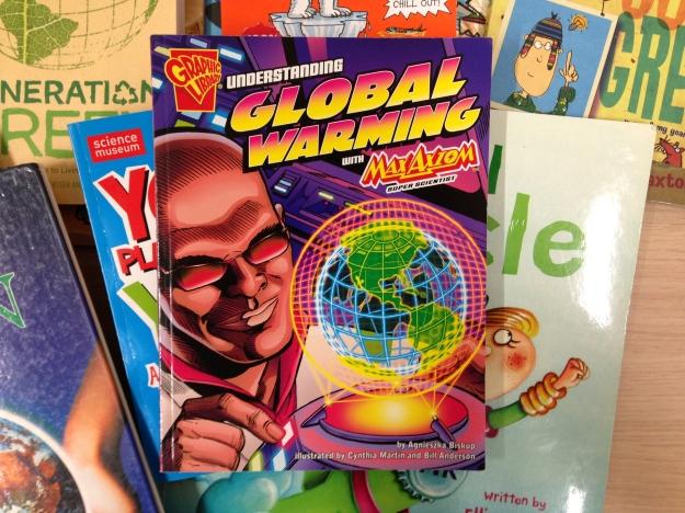Max Axiom  and Global Warming
