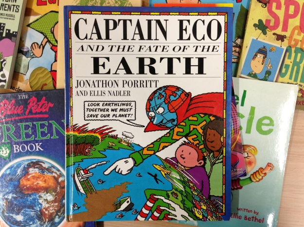 Captain Eco