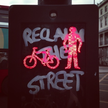 reclaim the street, brighton