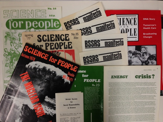 Science for PEOPLE 70s socialist science magazine