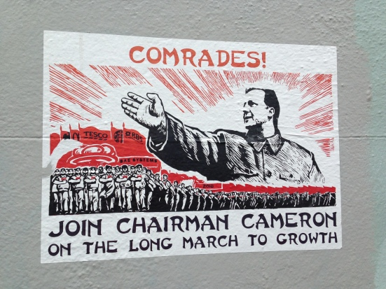 satirical pro-tory revolutionary art