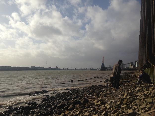 London's beach