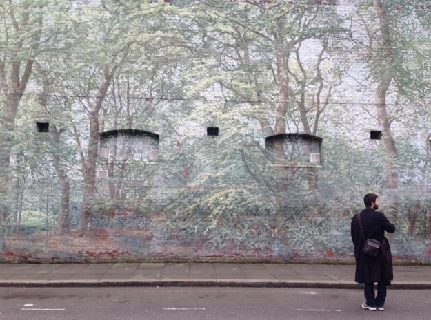 Mauleverer Road mural, Brixton.