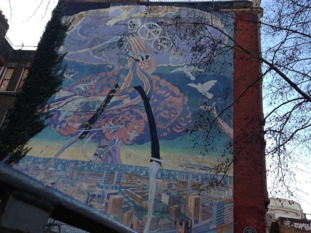Nuclear Dawn, Brixton.
