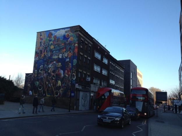 Hackney Peace Carnival, Hoxton.